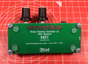 CW Practice Oscillator v2.05 StAR Edition Base