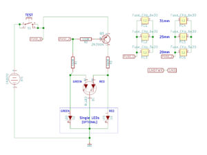 Active Fuse Tester v1.01 Schematic